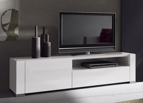 Entertainment Units Rumi Free Standing Tv Unit Was
